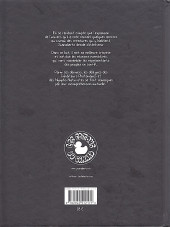 Verso de Juanalberto - Maître de l'univers -1- Volume 1