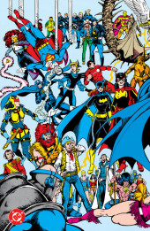 Verso de DC Universe (Who's Who: The Definitive Directory of the) -2- Issue # 2