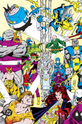 Verso de DC Universe (Who's Who: The Definitive Directory of the) -3- Issue # 3