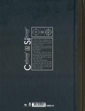 Verso de Carbone & Silicium - Tome TL1