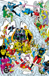 Verso de DC Universe (Who's Who: The Definitive Directory of the) -4- Issue # 4