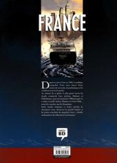 Verso de France en bandes dessinées