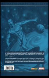 Verso de Silver Surfer (100% Marvel - 2004) -1- Communion
