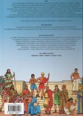 Verso de Alix (Les Voyages d') -37a2018- L'Égypte - karnak, louxor et la vallée des rois
