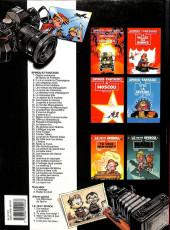 Verso de Spirou et Fantasio -14b1993- Le prisonnier du bouddha