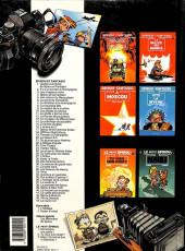 Verso de Spirou et Fantasio -9b1993- Le repaire de la murène