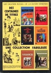 Verso de Les mystères de Paris -1- Tome 1