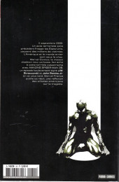 Verso de Spider-Man (Marvel France 2e série - 2000) -32- 11 septembre 2001