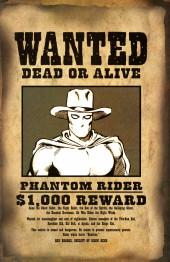 Verso de Marvel Westerns (Marvel comics - 2006) - Marvel Westerns : Outlaw Files