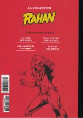 Verso de Rahan - La Collection (Hachette) -14- TOME 14