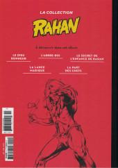 Verso de Rahan - La Collection (Hachette) -15- TOME 15