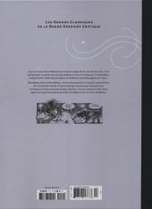 Verso de Les grands Classiques de la Bande Dessinée érotique - La Collection -110114- Lou taxi de nuit - tome 1