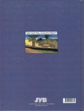 Verso de Allan Mac Bride -1- L'odyssée de Bahmès