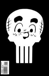 Verso de Punisher Meets Archie (The) (Archie & Marvel Comics - 1994) - The Punisher meets Archie