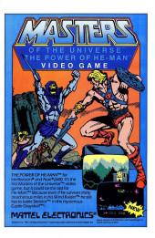 Verso de Original Shield (The) (Archie comics - 1984) -1- Issue # 1