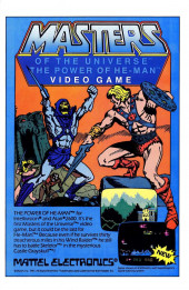 Verso de Original Shield (The) (Archie comics - 1984) -3- Prey!