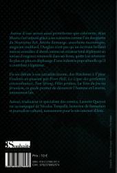 Verso de (AUT) Moore, Alan - Le guide Alan Moore