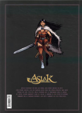 Verso de Aslak -INT02- L'intégrale - Tomes 4 à 6