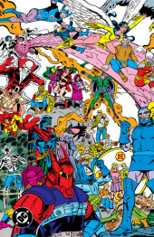 Verso de DC Universe (Who's Who: The Definitive Directory of the) -6- Issue # 6