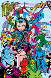 Verso de DC Universe (Who's Who: The Definitive Directory of the) -7- Issue # 7