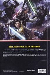 Verso de Star Wars - L'Ascension de Kylo Ren - L'Ascension de Kylo Ren