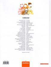 Verso de Garfield -70- Leur met la pâtée
