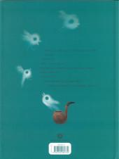 Verso de L'Épouvantable peur d'Épiphanie Frayeur -2- Le temps perdu