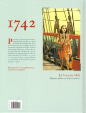 Verso de L'Épervier (Pellerin) -10- La Princesse indienne