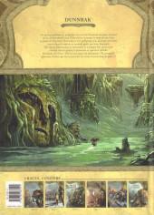 Verso de Orcs & Gobelins -10- Dunnrak