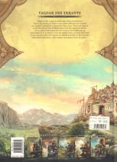 Verso de Nains -19- Tadgar des Errants