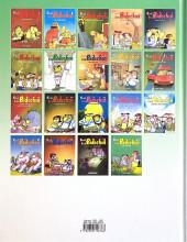 Verso de Les bidochon -19a2008- Les Bidochons internautes