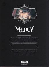 Verso de Mercy (Andolfo) -1TL- La Dame, le Gel et le Diable