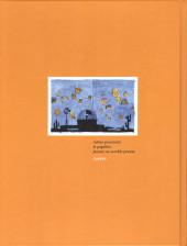 Verso de (AUT) Cosey -1INT- Même poursuivi, le papillon...
