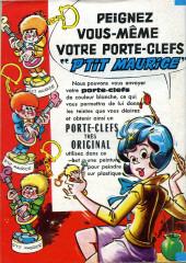 Verso de Frimousse et Frimousse-Capucine -21021- Marika