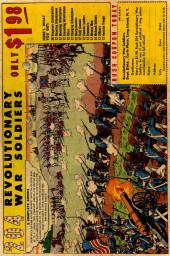 Verso de Adventures of the Jaguar (Archie comics - 1961) -1- Issue # 1