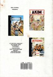 Verso de Conan (Super Spécial) (Mon journal) -4- Ambre et tyrannie