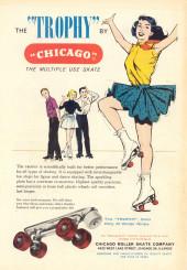 Verso de Adventures of the Jaguar (Archie comics - 1961) -4- The Return of the Cat-Girl!
