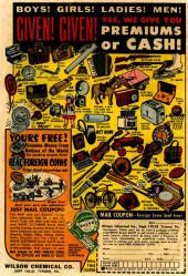 Verso de Adventures of the Jaguar (Archie comics - 1961) -10- The Prehistoric Menace