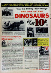 Verso de Adventures of the Fly (Archie comics - 1960) -9- The Fly Meets the Cat Girl