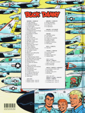 Verso de Buck Danny -HS2- Histoires courtes - 1969 -2020