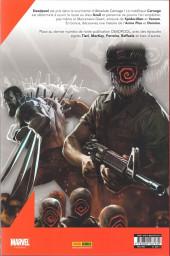 Verso de Deadpool (Marvel France 7e série - 2020)  -4- Absolute Carnage vs Deadpool