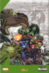 Verso de Avengers (Marvel France - 2020) -7- Carnage absolu