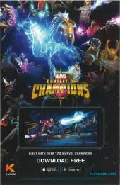 Verso de Maestro (Marvel comics - 2020) -1- Symphony in a Gamma Key - Part One: Overture