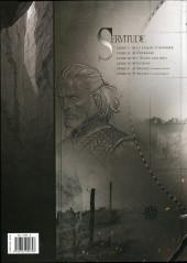 Verso de Servitude -6- Livre VI - Shalin (Seconde partie)