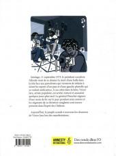 Verso de Victor Jara - Victor Jara - La voix du peuple