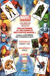 Verso de Spider-Man (Marvel France 2e série - 2000) -66- Un garçon en or