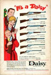 Verso de Fly Man (Archie comics - 1965) -35- Issue # 35