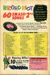 Verso de Fly Man (Archie comics - 1965) -38- Issue # 38
