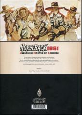 Verso de Horseback -1- 1861