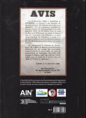 Verso de Mardi noir à Nantua - Rafle du 14 décembre 1943